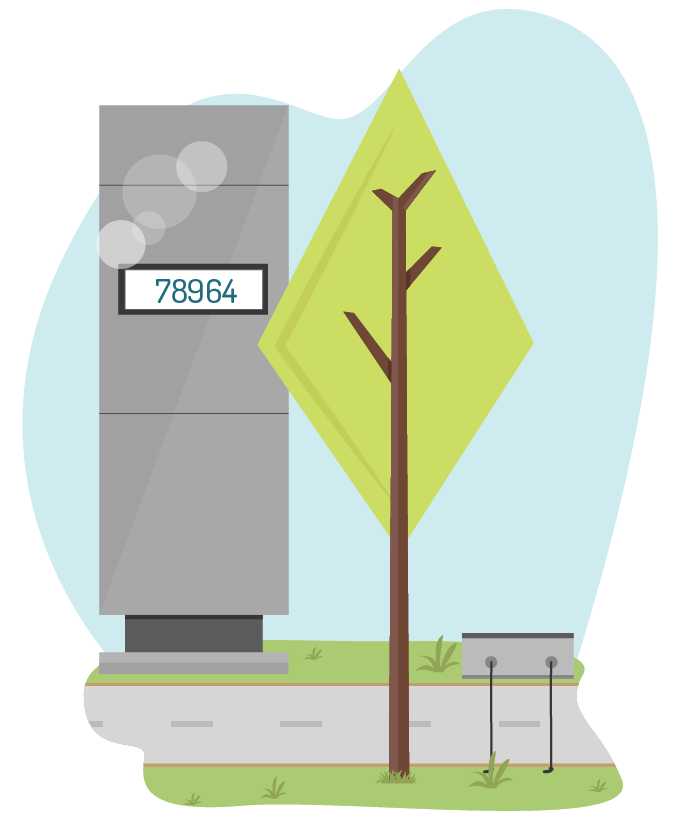 Data van de vaste of mobiele telpunten (zoals telslangen en telpalen)